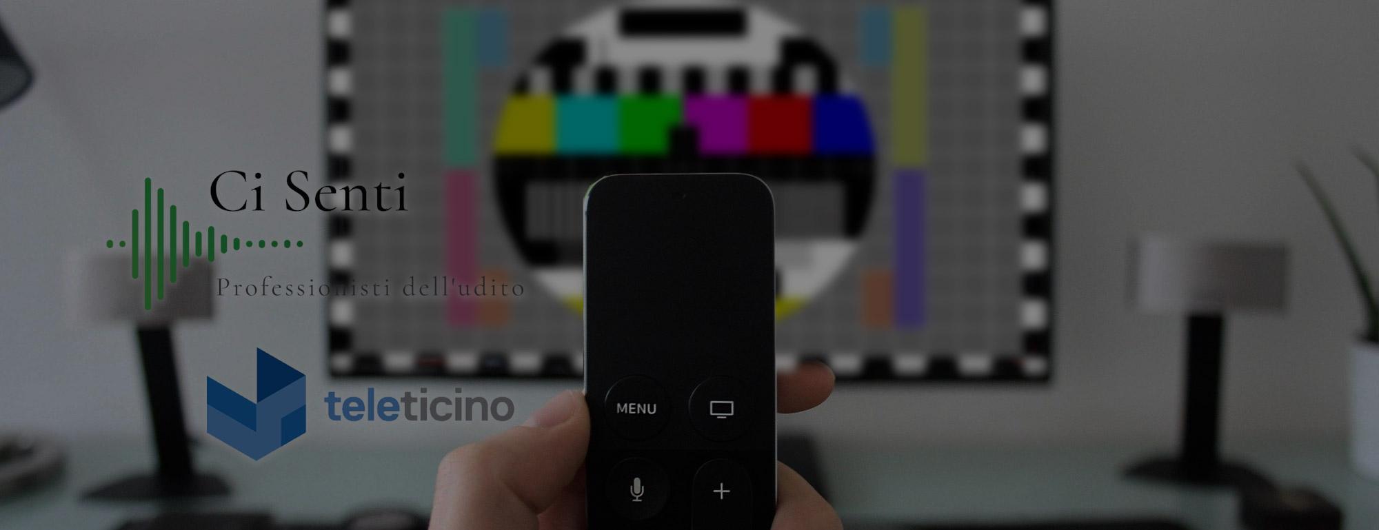 Spot Ci Senti - TeleTicino